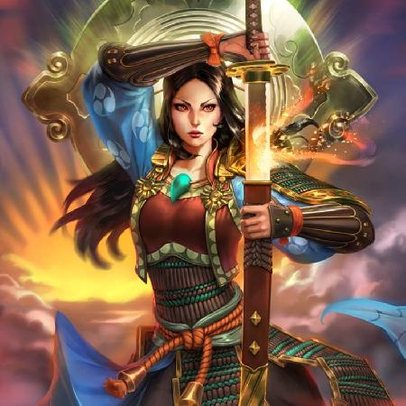 Nữ thần Mặt Trời Amaterasu