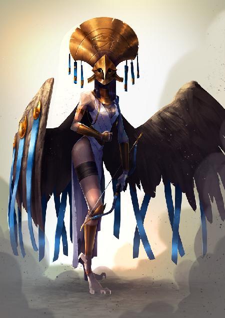 Nữ thần Nekhbet