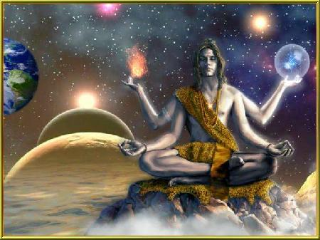 Truyện Andhakasura cướp nữ thần Parvati