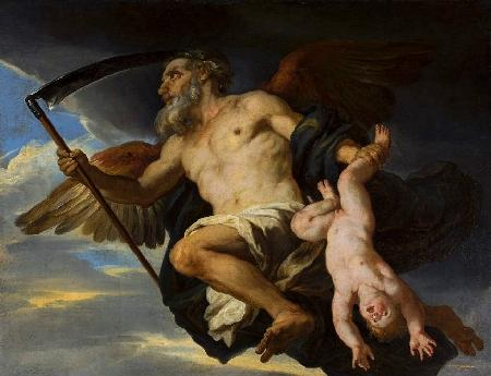 Saturn vị thần đầu tiên của Capitol