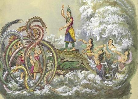 Vị thần toàn năng Varuna