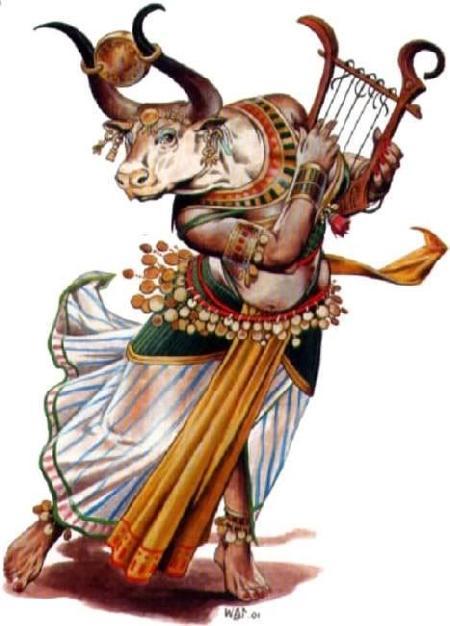 Vũ điệu của Hathor