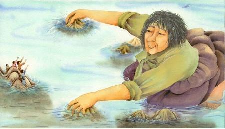 Magohalmi - Một thần thoại khởi thủy Triều Tiên
