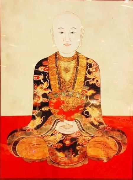 Thiền sư Nguyễn Minh Không