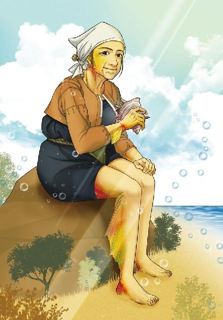 Yeongdeung Halmang – nữ thần ngư nghiệp và Gió biển