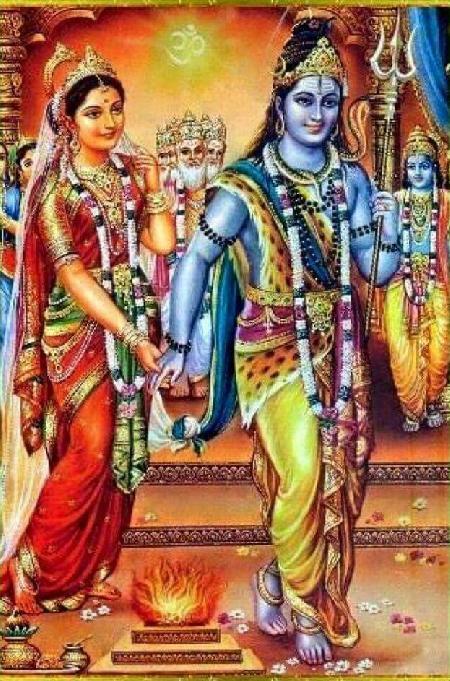 Hai nàng Parvati