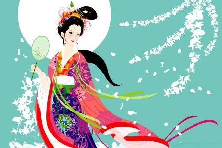 Hằng Nga nữ thần Mặt Trăng của Trung Hoa