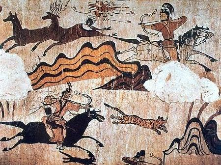 Jumong lập quốc Cao Câu Ly (Goguryeo)