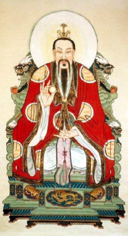 Linh Bảo Thiên Tôn