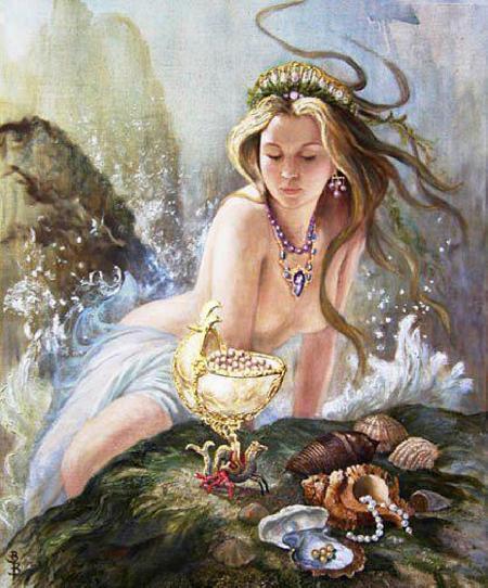 Nữ thần mẹ Dione