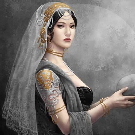 Nữ thần của trộm cắp Laverna