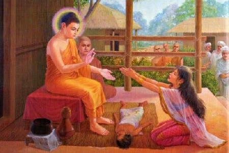 Phật xử kiện