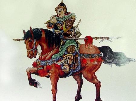 Sự tích Quan Hoàng Tám