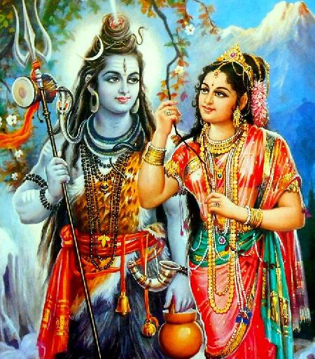 Chuyện Shiva và nàng Parvati
