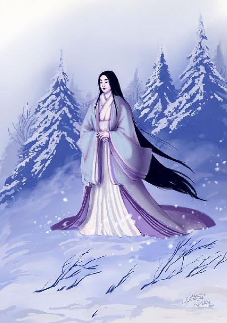 Sự tích Tuyết nữ Yuki Onna
