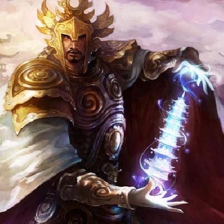 Thác Tháp Thiên Vương Lý Tịnh