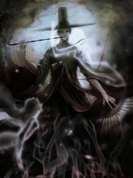 Thần chết Jeoseung Chasa