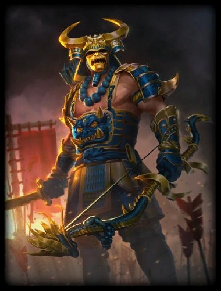 Thần chiến tranh Hachiman