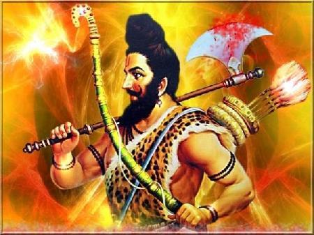 Thánh nhân Parashuram và cuộc tàn sát các Kshatriya