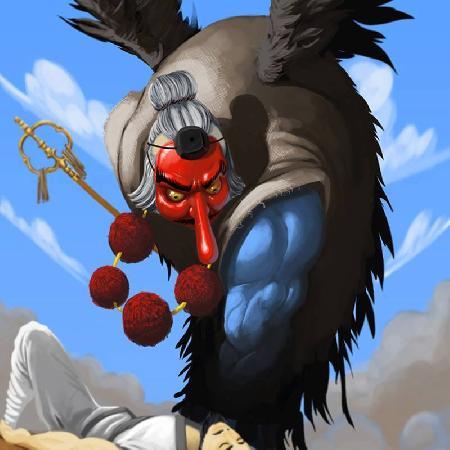 Thiên cẩu Tengu