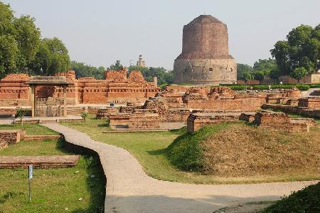 Vườn Lộc Uyển (Sarnath)
