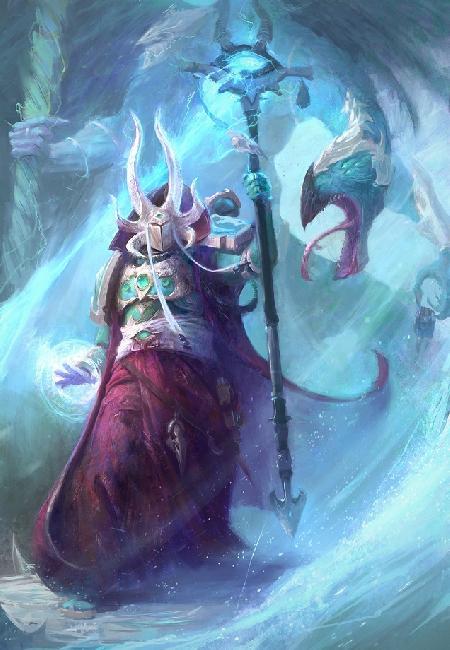 Vị ác thần bóng tối Angra Mainyu