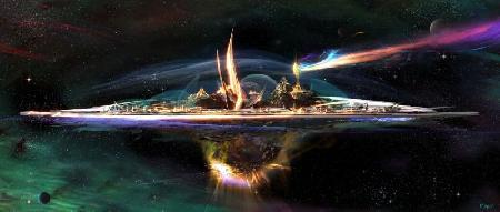 Thế giới Asgard - ngôi nhà của chư thần