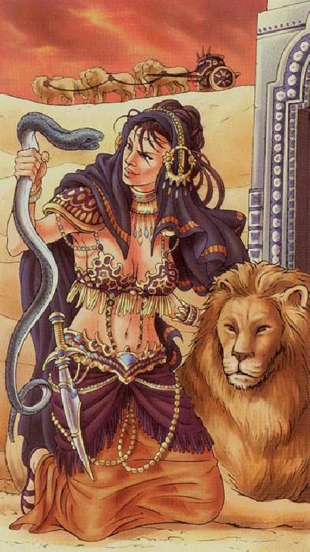 Chuyện Ishtar và Ea