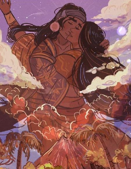 Chuyện đám cưới của thần mặt trăng Nanna và nữ thần hòa giải Ningal