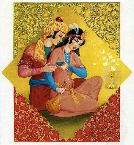 Câu chuyện đôi vợ chồng Mashya và Mashyoi