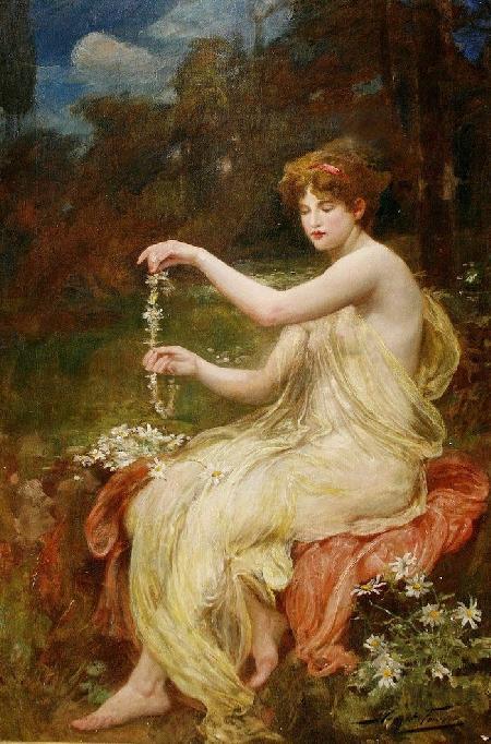 Chiếc vòng cổ của nữ thần Harmonia