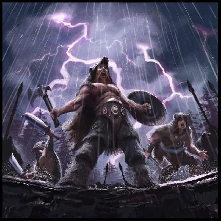 Chiến binh điên cuồng và anh Linh của cơn cuồng nộ Berserker