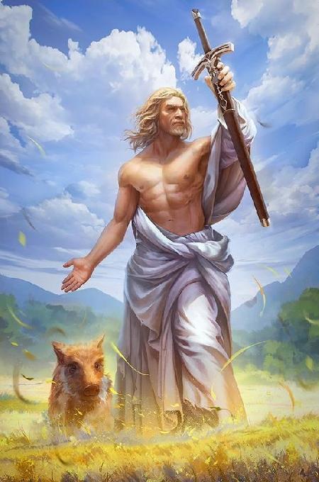 Chúa tể Alfheim - Freyr