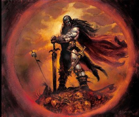Chúa tể âm phủ Celtic - Arawn