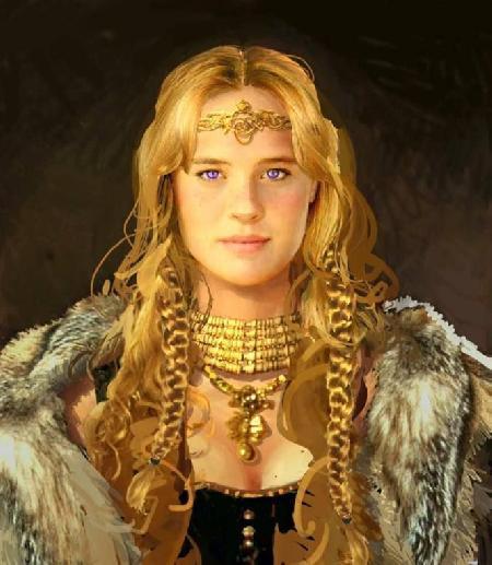 Chuỗi vòng Brisingamen của Freya