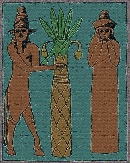 Chuyện tình Enlil và Ninlil