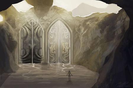Con đường của những giấc mơ - cổng Ngà và cổng Sừng