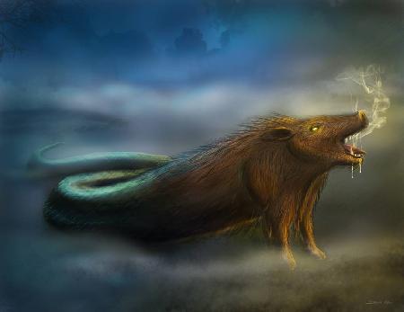 Sinh vật kì dị trong thần thoại Chile - Cuchivilu