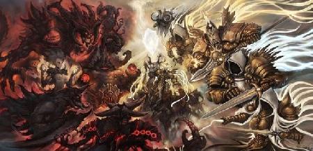 Cuộc chiến sinh tử Ba'al và Mot