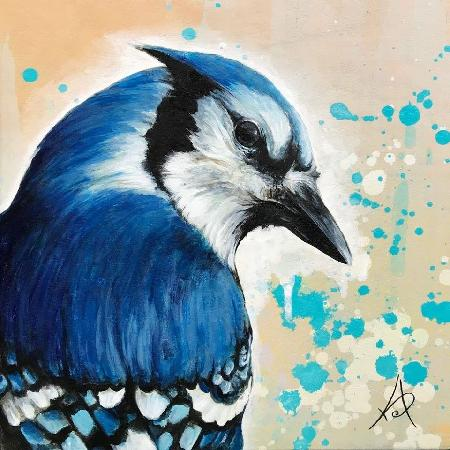Kẻ lừa gạt Blue Jay