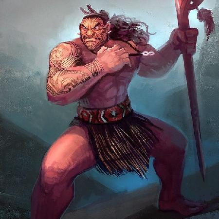 Người anh hùng Tawhaki