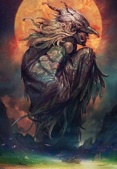 Người anh hùng da đỏ Raven