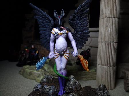 Nữ quỷ thần Lamashtu