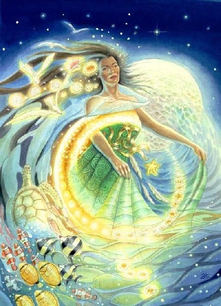 Nữ thần Mặt trăng Hina
