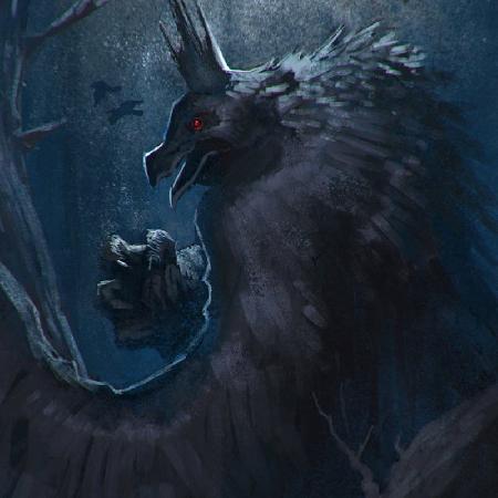 Loài quạ Valravn