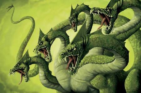 Cuộc chiến khủng khiếp giữa Ba'al và quái vật Lotan