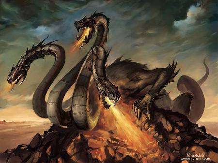 Con rồng có ba đầu Azi Dahaka