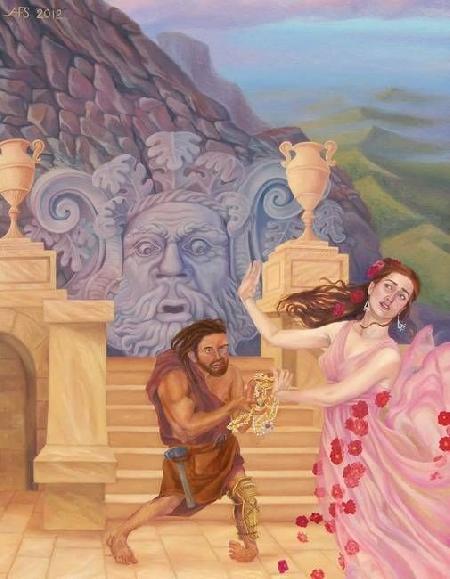 Tấm lưới của thần Hephaestus