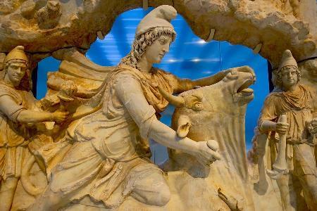 Thần ánh sáng Mithra