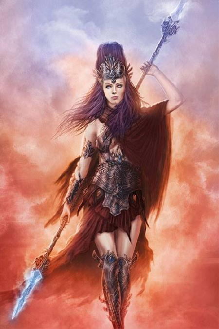 Nữ thần chiến tranh Anad